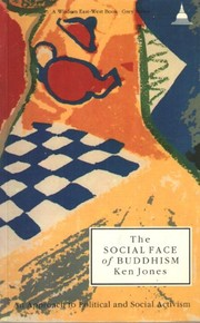 Cover of: The social face of Buddhism | Jones, Ken