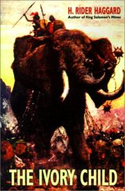 Cover of: The Ivory Child
