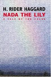 Cover of: Nada the Lily