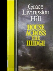 Cover of: The House Across The Hedge