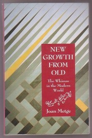 Cover of: New growth from old