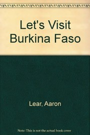 Cover of: Burkina Faso