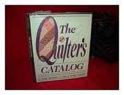 Cover of: The quilter's catalog