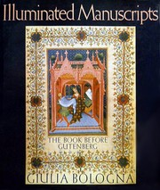 Cover of: Illuminated manuscripts