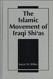 Cover of: The Islamic movement of Iraqi Shi