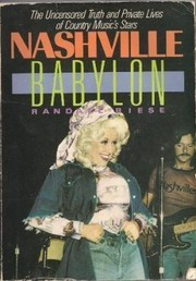 Cover of: Nashville Babylon | Randall Riese