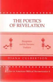 Cover of: The poetics of revelation | Diana Culbertson