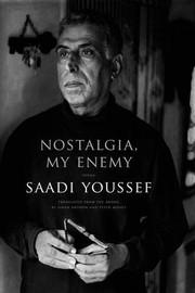 Cover of: Nostalgia, My Enemy: Poems