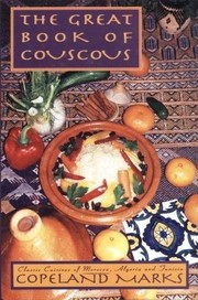 Cover of: The great book of couscous | Copeland Marks