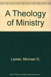Cover of: A theology of ministry