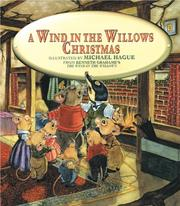 Cover of: A Wind In the Willows Christmas