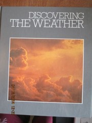 Cover of: Discovering the weather. |