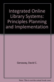 Integrated online library systems