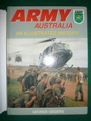 Cover of: Army Australia | George Odgers