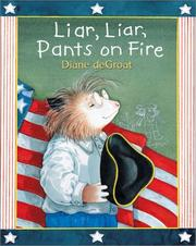 Cover of: Liar, liar, pants on fire
