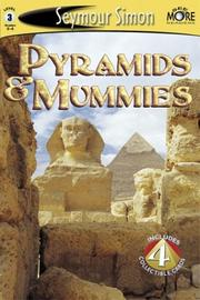 Pyramids & Mummies by Seymour Simon