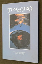 Cover of: Tongariro, a sacred gift | Craig Potton