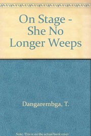 Cover of: She no longer weeps