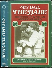 Cover of: My dad, the Babe