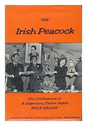 Cover of: The Irish peacock | Billy Grady
