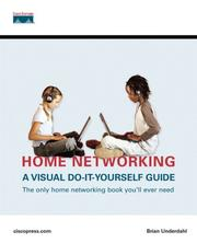 Cover of: Home Networking | Brian Underdahl
