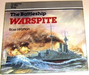 Cover of: The battleship Warspite | Ross Watton