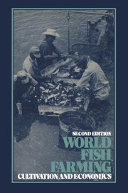 Cover of: World fish farming | E. Evan Brown