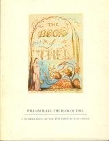 Cover of: The book of Thel