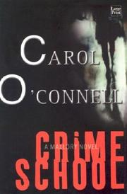 Cover of: Crime School
