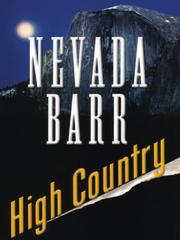 Cover of: High Country | Nevada Barr