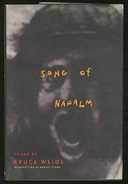 Cover of: Song of napalm | Bruce Weigl