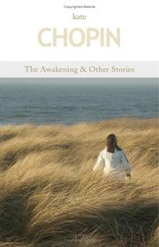 Cover of: The awakening, and other stories