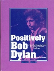 Cover of: Positively Bob Dylan | Michael Krogsgaard