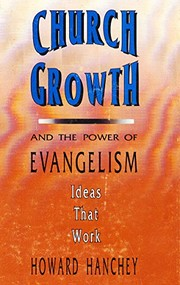 Cover of: Church growth and the power of evangelism