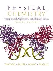 Cover of: Physical chemistry |
