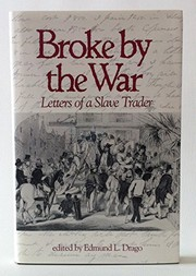 Cover of: Broke by the war | A. J. McElveen