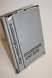 Cover of: Pressworking--stampings and dies |
