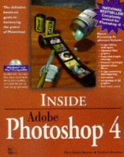 Cover of: Inside AdobePhotoshop 4 | Gary David Bouton