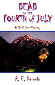 Cover of: Dead on the Fourth of July