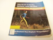 Cover of: Physical activity, fitness, and health consensus statement |