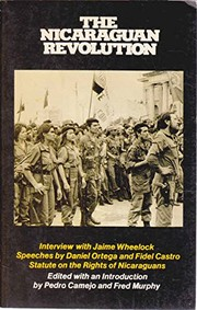 Cover of: The Nicaraguan revolution