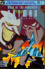 Cover of: Mask of the phantasm: Batman : the animated movie