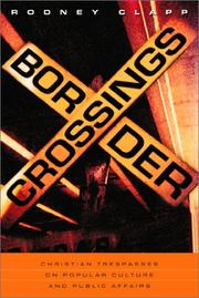 Cover of: Border Crossings