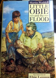 Cover of: Little Obie and the flood | Martin Waddell