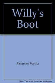 Cover of: Willy's boot