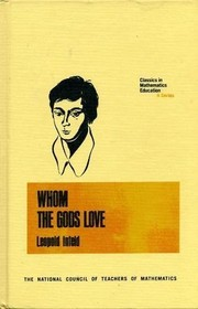 Cover of: Whom the gods love | Leopold Infeld