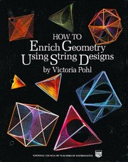 Cover of: How to enrich geometry using string designs