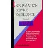 Cover of: Information service excellence through TQM