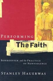 Cover of: Performing the Faith