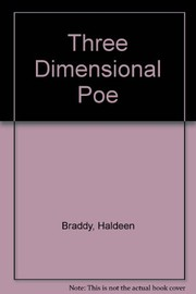 Cover of: Three dimensional Poe